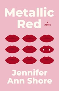 Metallic Red Cover